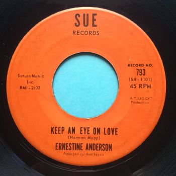 Ernestine Anderson - Keep an eye on love - Sue - VG+