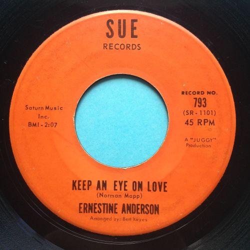 Ernestine Anderson - Keep an eye on love - Sue - VG+