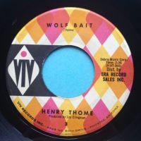Henry Thome - Wolf Bait - VIV - VG+
