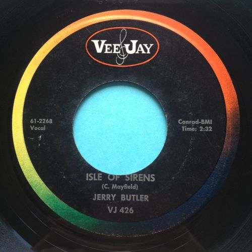 Jerry Butler - Isle of sirens - VeeJay - Ex