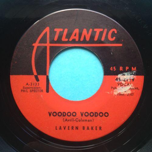 Lavern Baker - Voodoo Voodoo - Atlantic - VG+