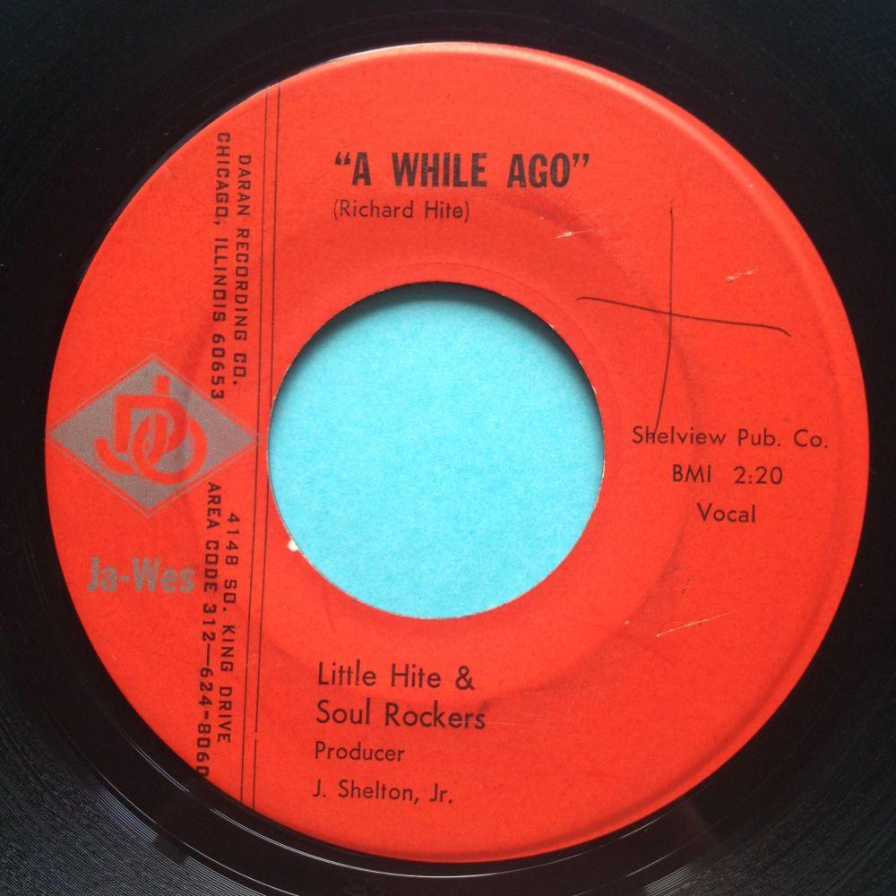Little Hite - A while ago - DJO Ja-Wes - Ex