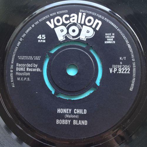 Bobby Bland - Honey Child - UK Vocalion Pop - Ex-