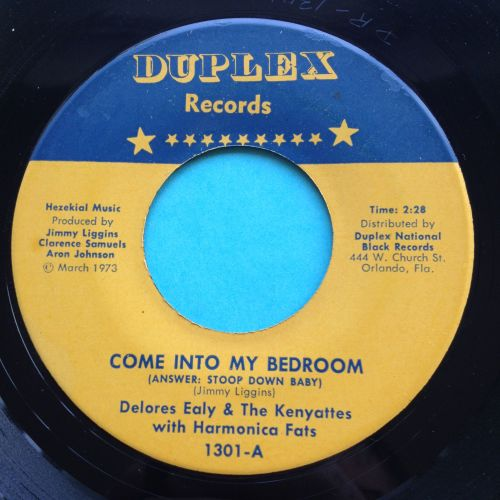 Delores Ealy - Come into my bedroom - Duplex - Ex
