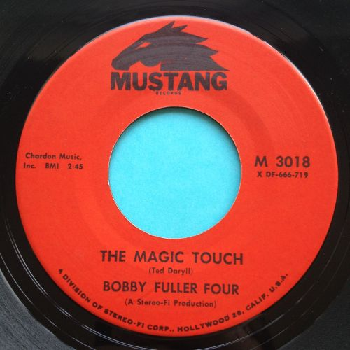 Bobby Fuller Four - The Magic Touch - Mustang - Ex