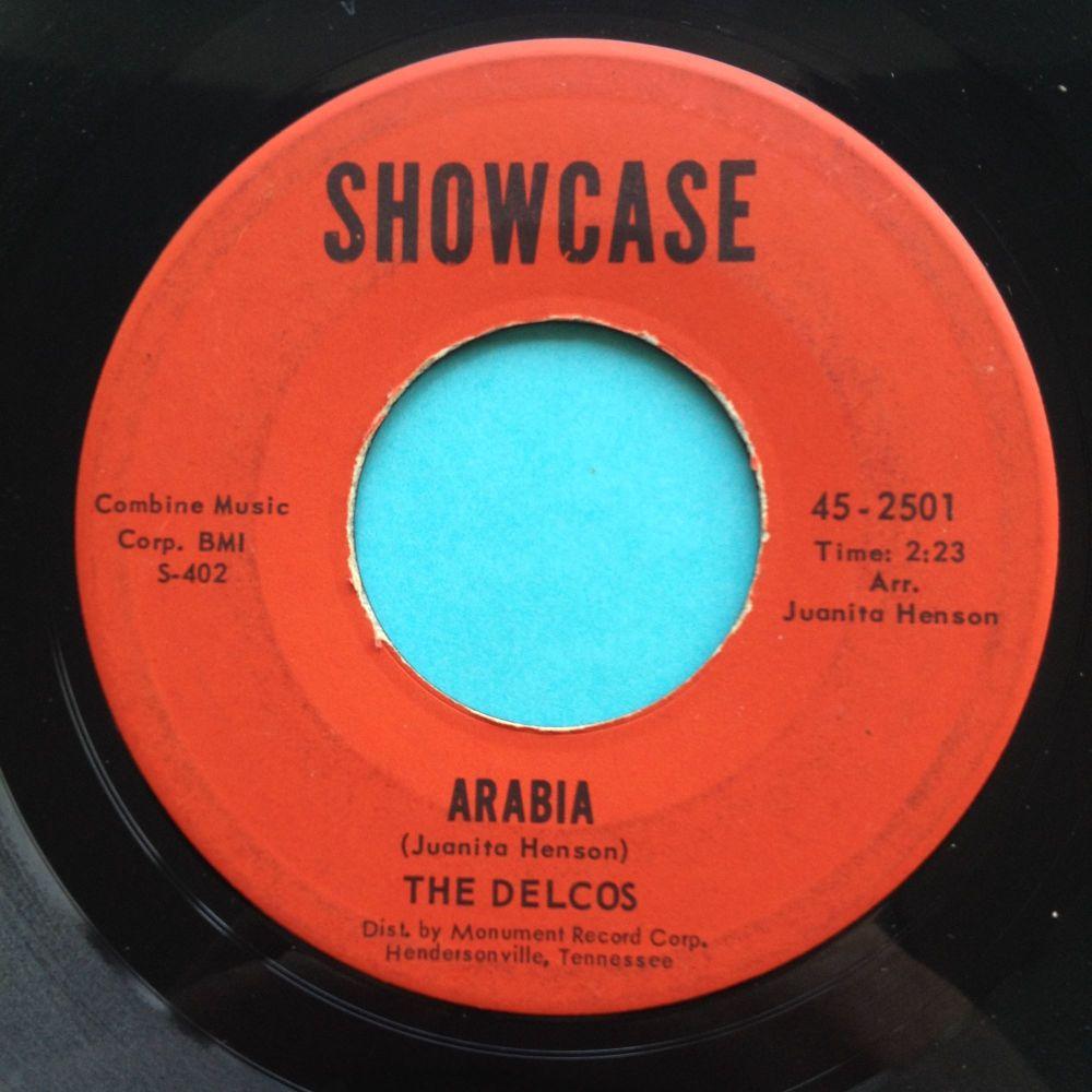 Delcos - Arabia - Showcase - Ex-