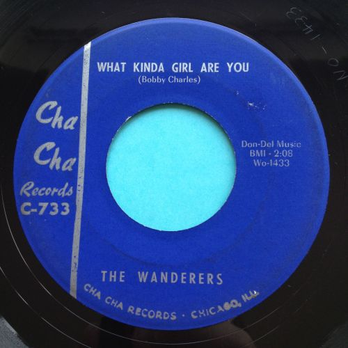 Wanderers - What kinda girl are you - Cha Cha - Ex-