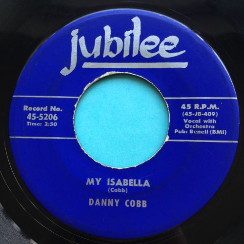 Danny Cobb - My Isabella - Jubilee - Ex-