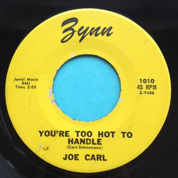 Joe Carl - You're too hot to handle - Zynn - Ex