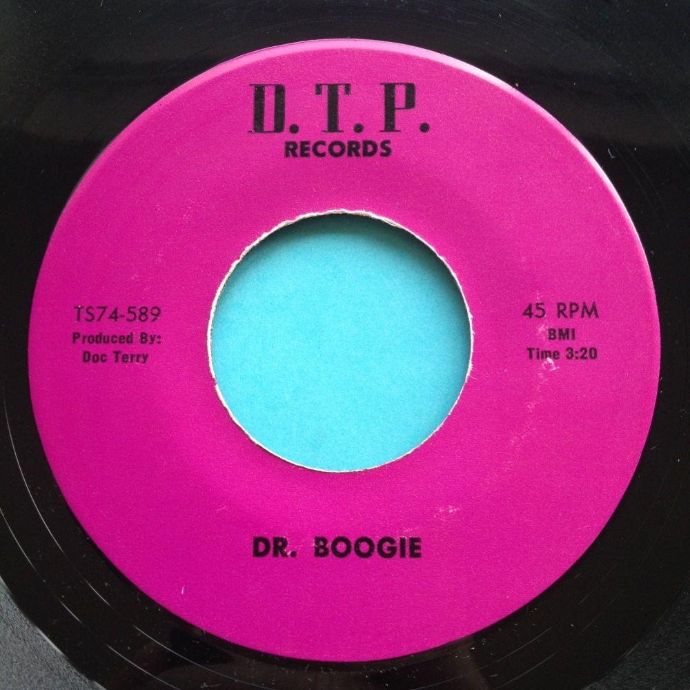 Doc Terry - Dr. Boogie - D.T.P - Ex