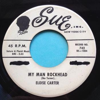 Eloise Carter - My man rockhead - Sue promo - Ex-