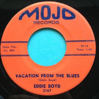 Eddie Boyd - Vacation from the blues - Mojo - Ex