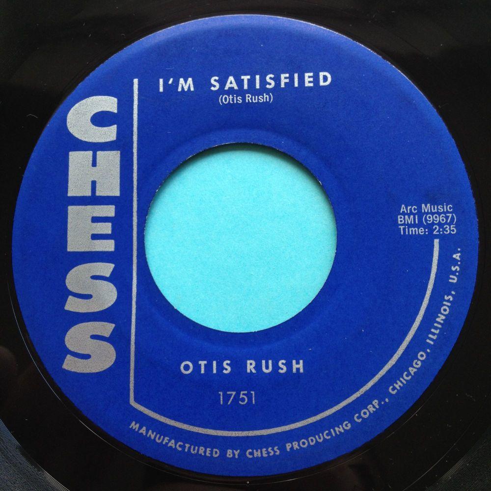 Otis Rush - I'm Satisfied - Chess - Ex