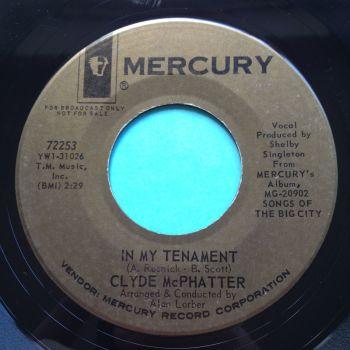 Clyde McPhatter - In my tenament - Mercury - Ex
