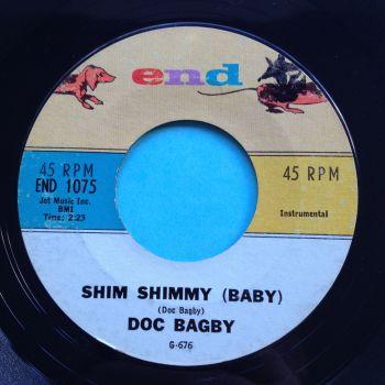 Doc Bagby - Shim Shimmy - End - VG+