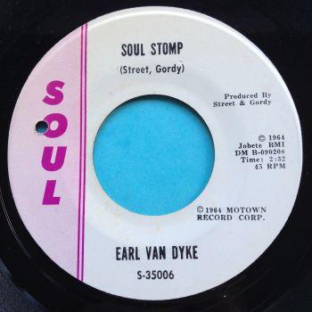 Earl Van Dyke - Soul Stomp - Soul - Ex