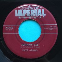 Faye Adams - Johnny Lee - Imperial - Ex-