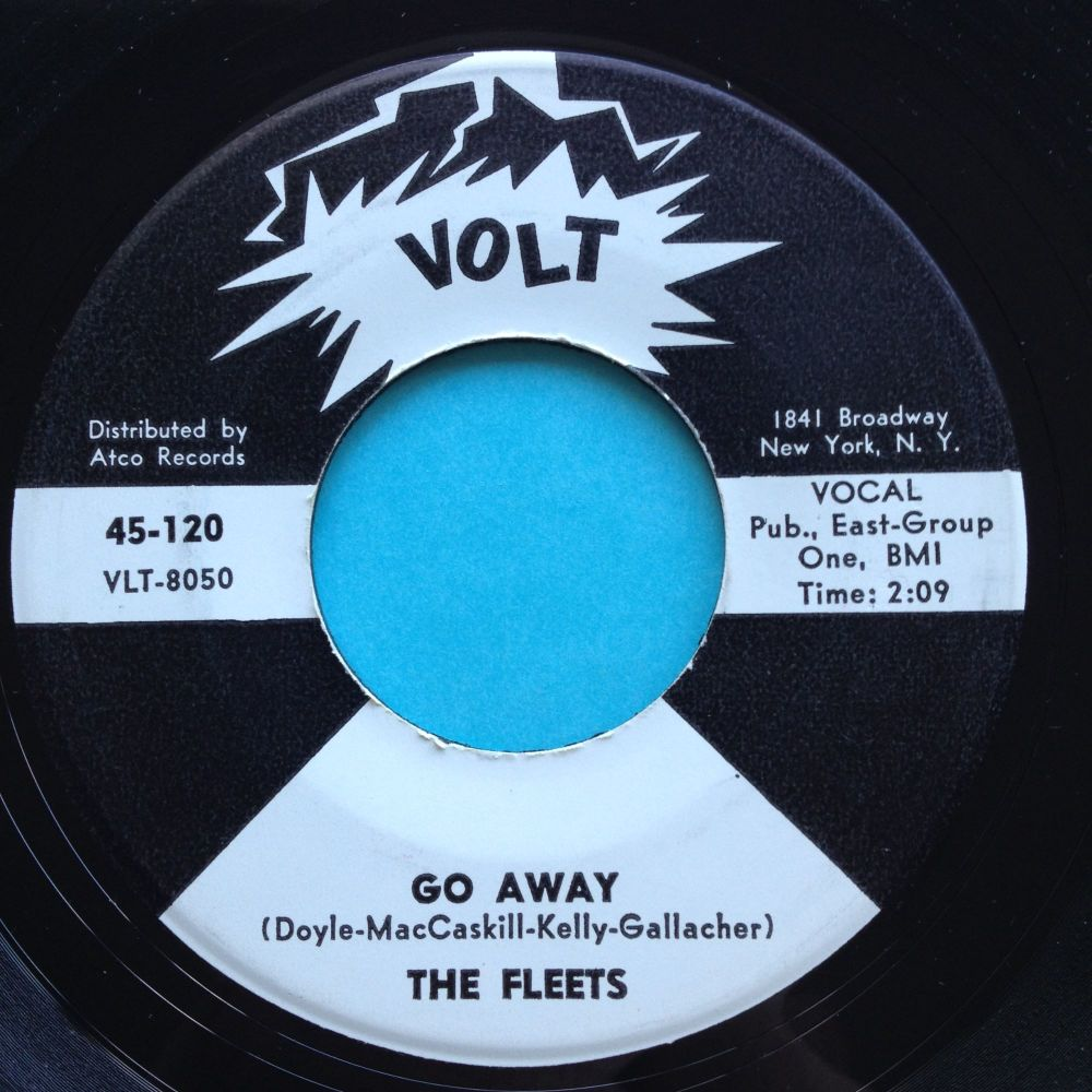 Fleets - Go Away - Volt promo - Ex