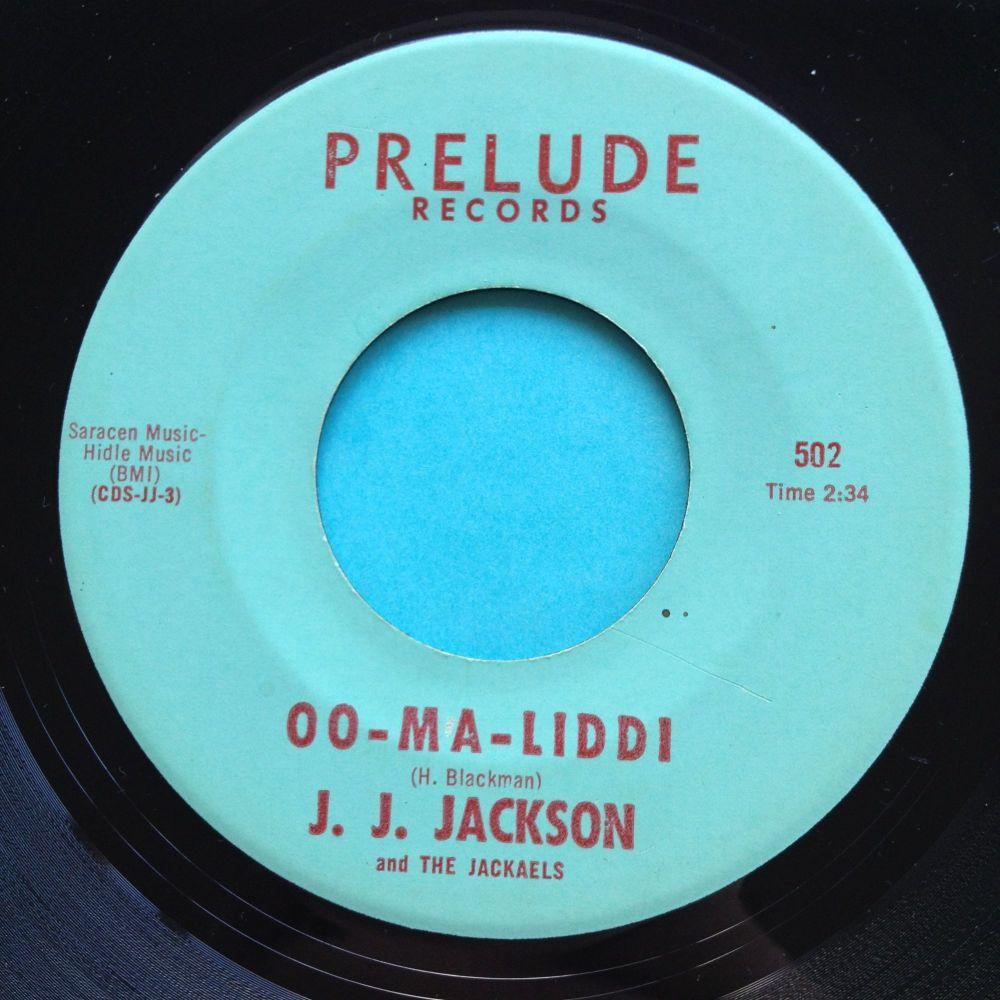 J. J. Jackson - Oo-ma-liddi - Prelude - Ex