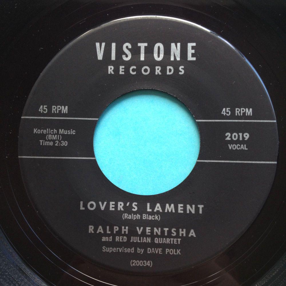 Ralph Ventsha - Lovers Lament - Vistone - Ex