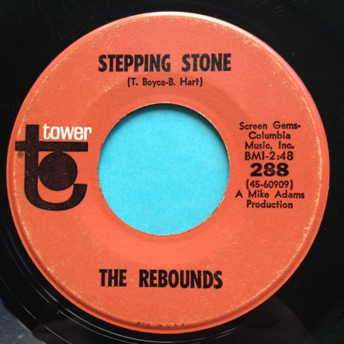 Rebounds - Stepping Stone - Tower - VG+