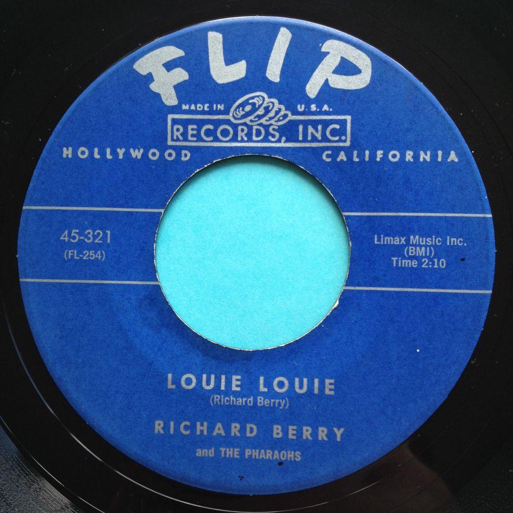 Richard Berry - Louie Louie - Flip - Ex-
