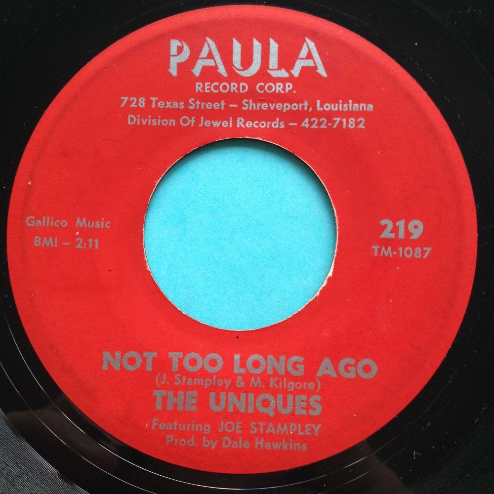 Uniques - not too long ago - Paula - Ex-