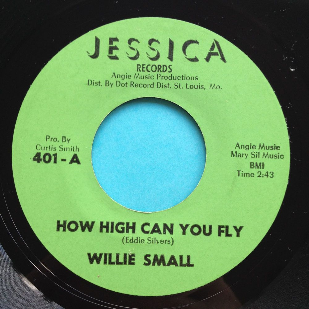 Willie Small - How high can you fly - Jessica - Ex