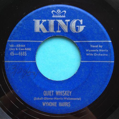 Wynonie Harris - Quiet Whiskey - King - Ex-