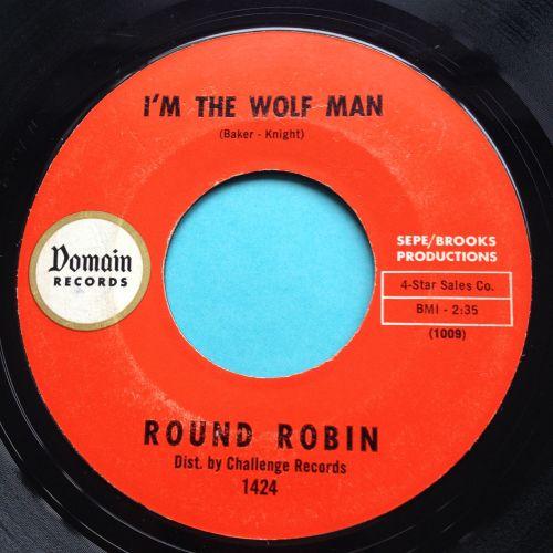 Round Robin - I'm the wolf man - Doman - Ex-