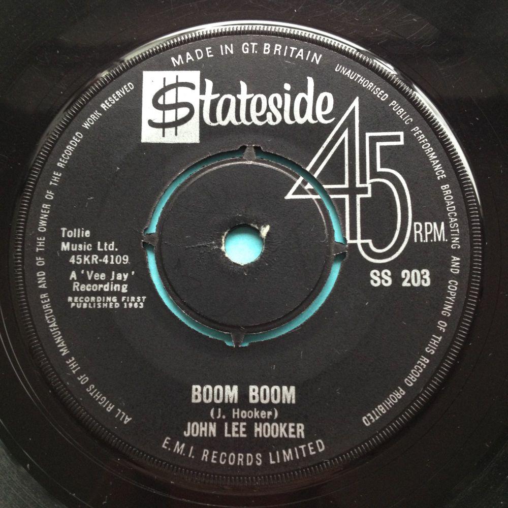 John Lee Hooker - Boom Boom - UK Stateside - Ex-
