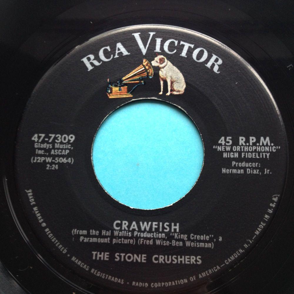 Stone Crushers - Crawfish - RCA - Ex