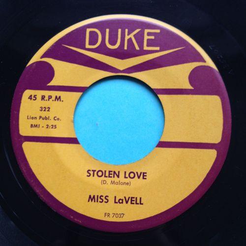 Miss Lavell - Stolen Love - Duke - Ex