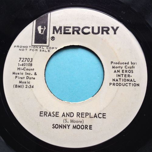 Sonny Moore - Erase and Replace - Mercury promo - VG+
