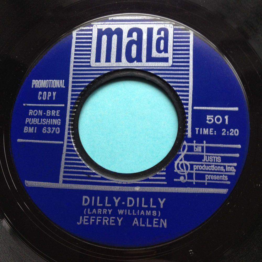 Jeffrey Allen - Dilly Dilly - Mala - Ex