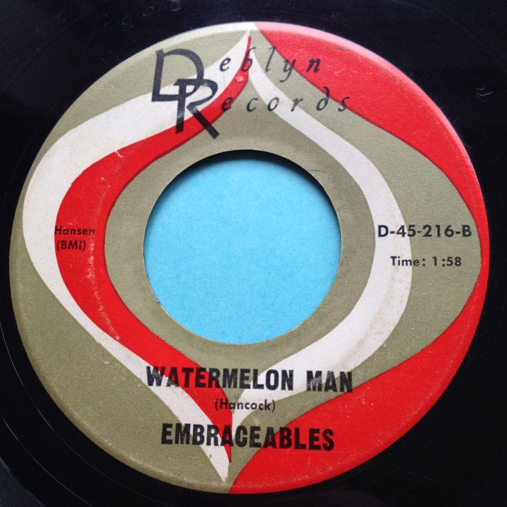 Embraceables - Watermelon man - Deblyn - VG+