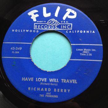 Richard Berry - Have love will travel - Flip - Ex