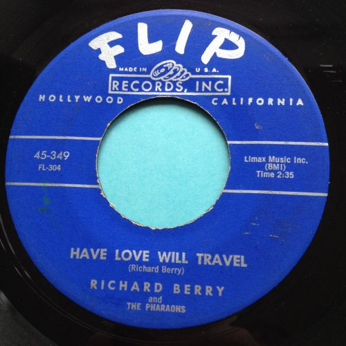Richard Berry - Have love will travel - Flip - Ex