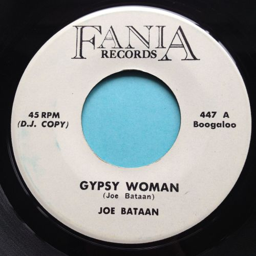 Joe Bataan - Gypsy Woman - Fania promo - Ex
