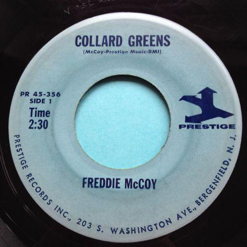 Freddie McCoy - Collard Greens - Prestige - Ex-