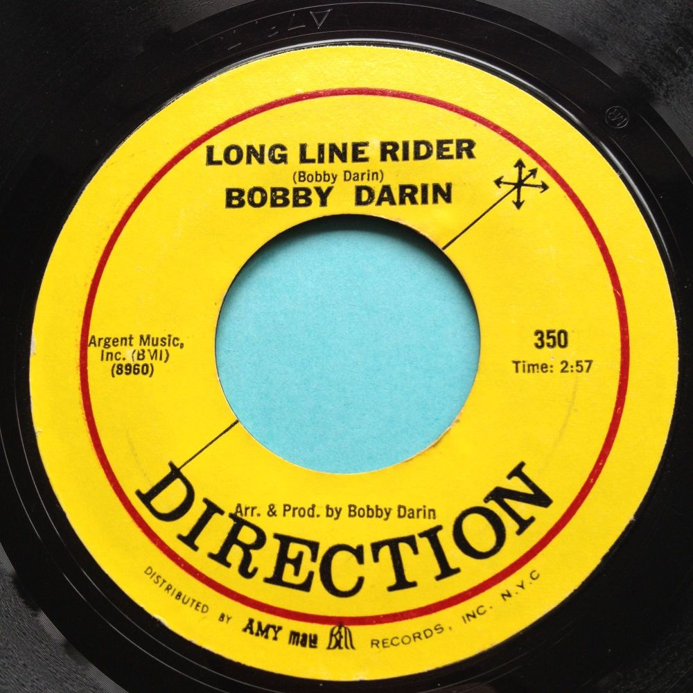 Bobby Darin - Long Line Rider - Direction - e