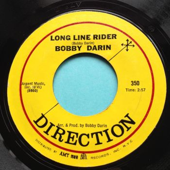 Bobby Darin - Long Line Rider - Direction - Ex-