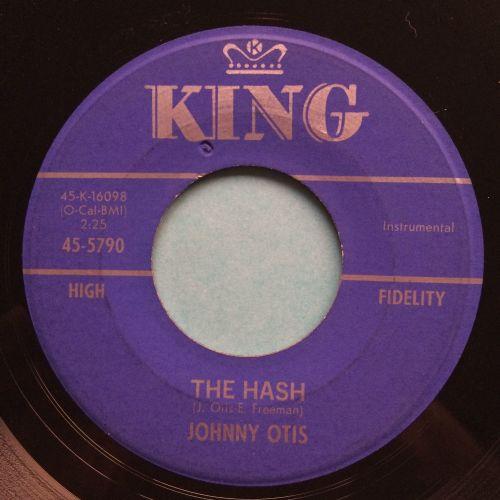 Johnny Otis - The Hash - King - VG+
