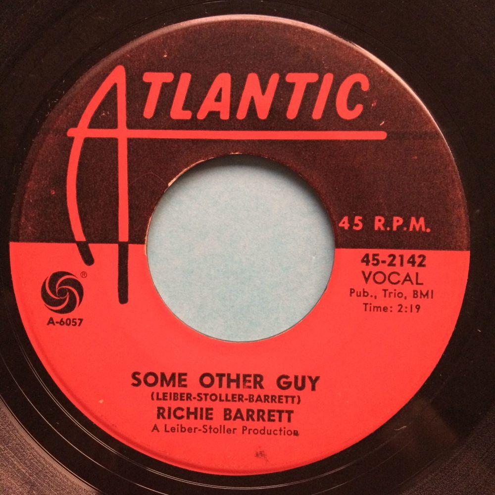 Richie Barrett - Some other guy - Atlantic - VG+