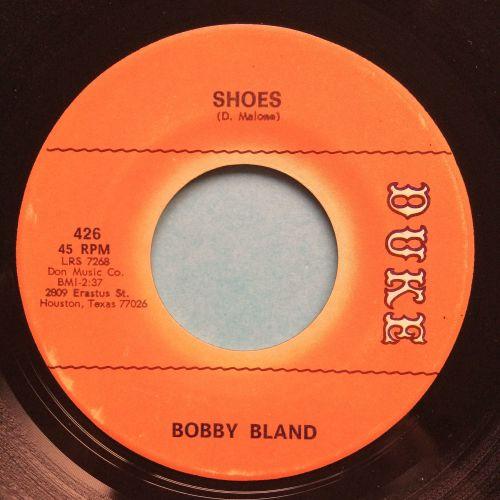 Bobby Bland - Shoes - Duke - Ex-
