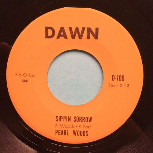 Pearl Woods - Sippin sorrow - Dawn - Ex