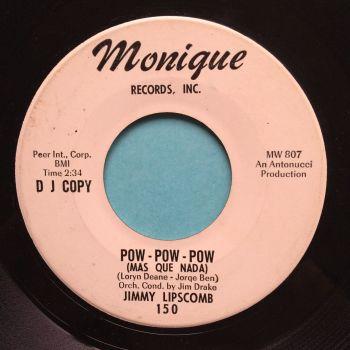 Jimmy Lipscomb - Pow Pow Pow - Monique promo - Ex