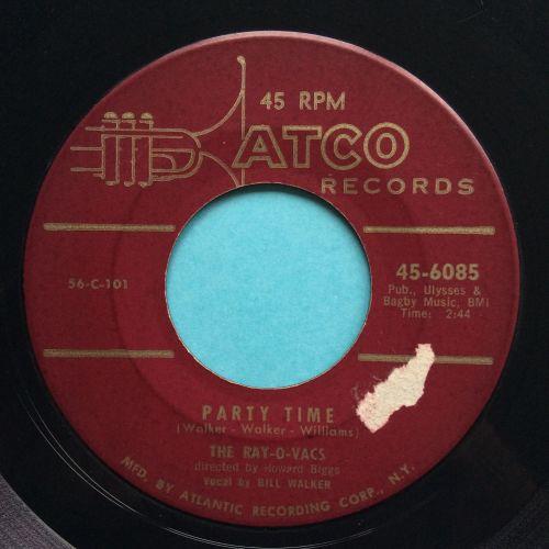 Ray-O-Vacs - Party Time - Atco - VG+