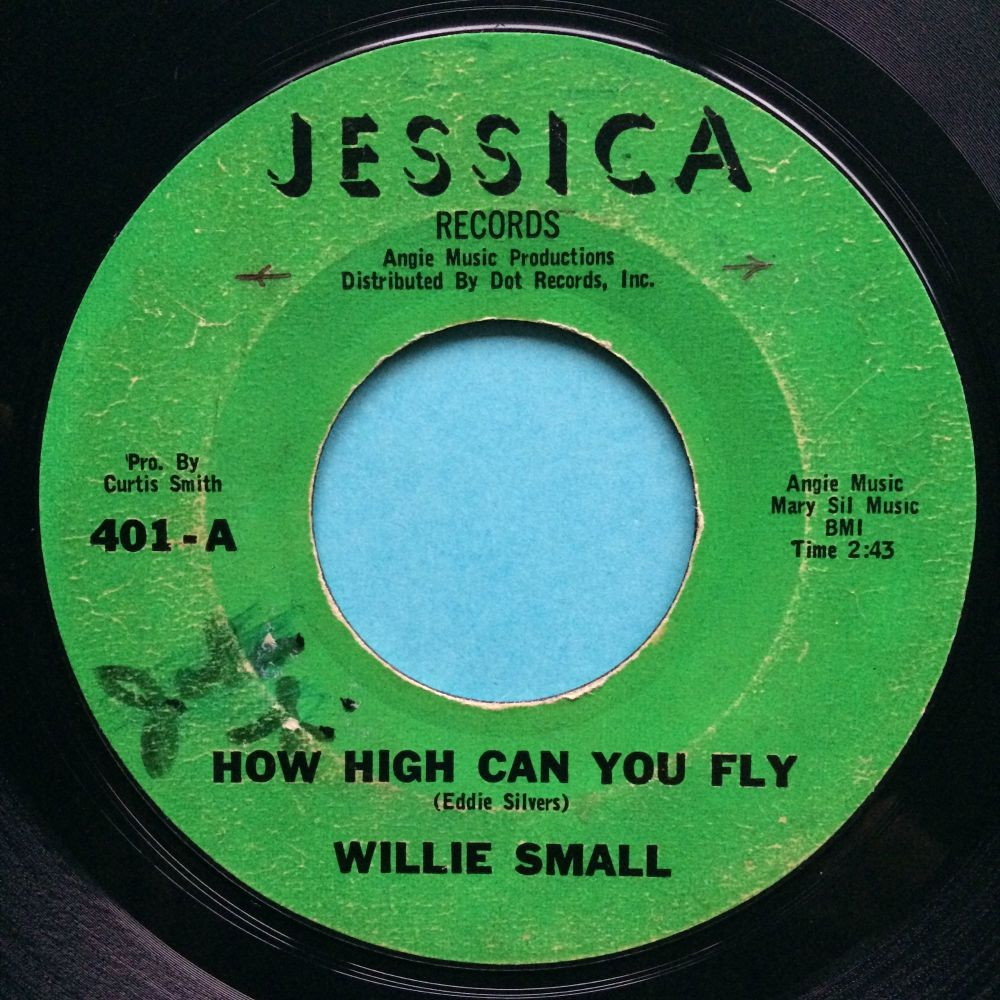 Willie Small - How high can you fly - Jessica - VG+