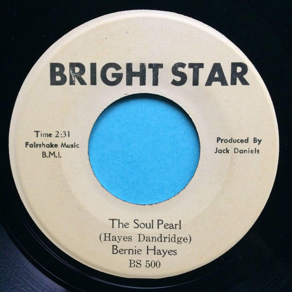Bernie Hayes - The Soul Pearl - Bright Star - Ex-